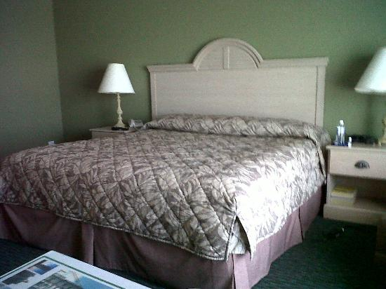 South Shore Harbour Resort and Conference Center: Bed