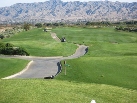 Desert Dunes Golf Course