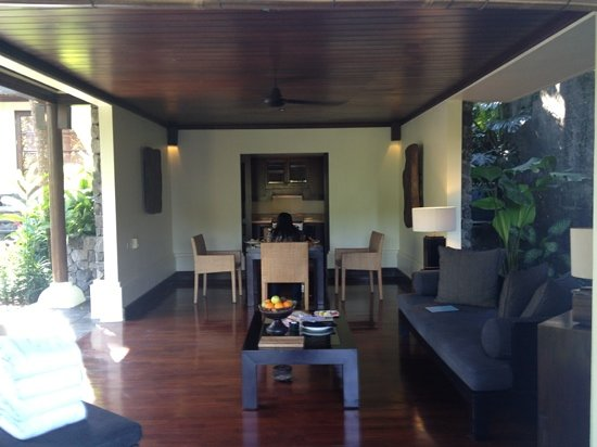 Kayumanis Ubud Private Villa & Spa: our living room