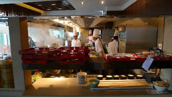 Sha Tin 18 - Hyatt Regency Hong Kong, Sha Tin: Steaming up dim sum at Sha Tin 18