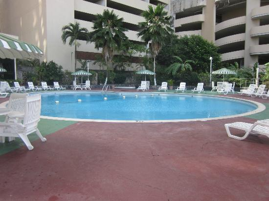 Plaza Paitilla Inn: the pool at the hotel