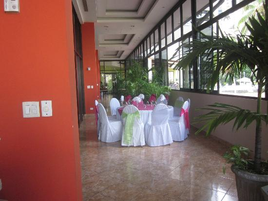 Plaza Paitilla Inn: Function room at the hotel