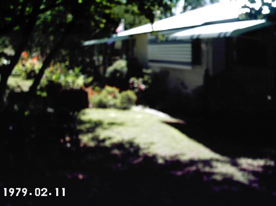 Woolooga, Australien: Side of Staple House