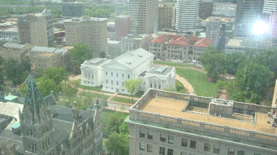 City Hall Observation Deck: State CapitolBuilding