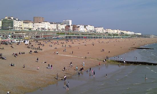 The twenty one b b brighton angleterre voir les for Piscine brighton