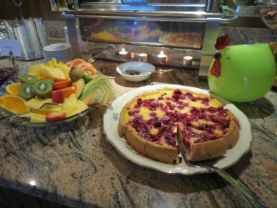 Apart Hotel Wernigerode: Wonderful breakfast buffet!