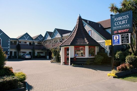 Photo of Amross Court Motor Lodge Christchurch