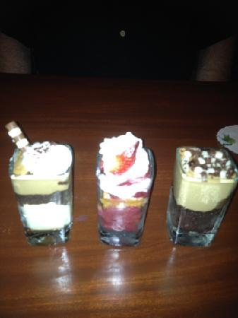 Seasons 52 : the shooters were yummy