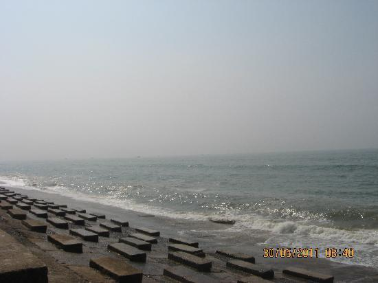 Midnapore, India: Digha Sea Beach near bazar