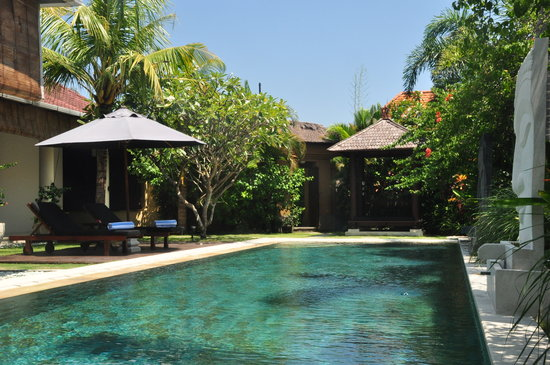 The Zen Villas: Extra large (16m x 4m) Harmony Private Swimming Pool