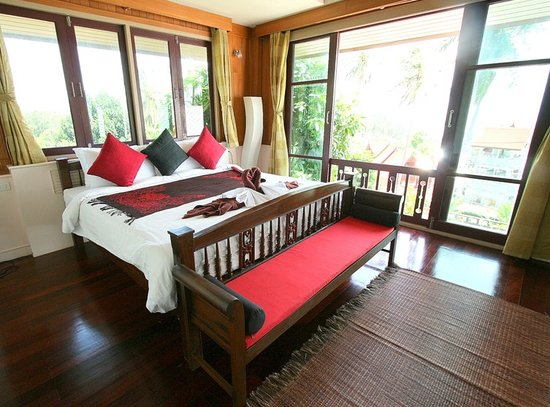 The Villa Koh Phangan: Master bedroom 2