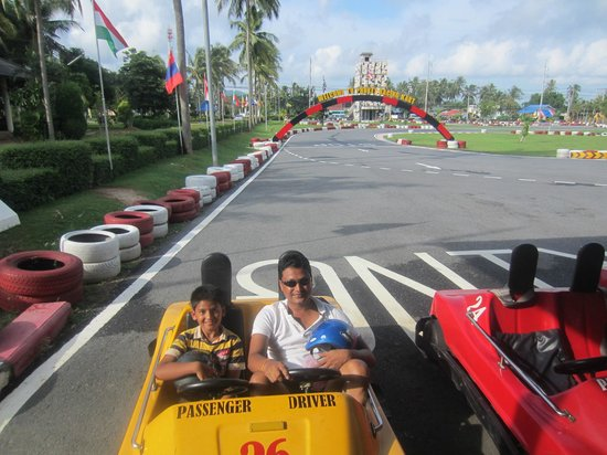 Patong Go-Kart Speedway and Phuket Offroad Fun Park