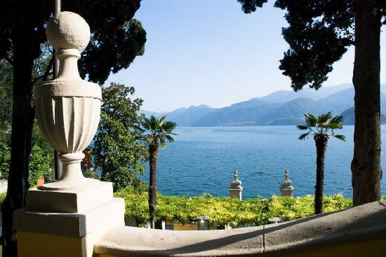Royal Victoria: vista lago