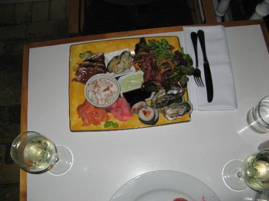 Only Seafood : Seafood platter