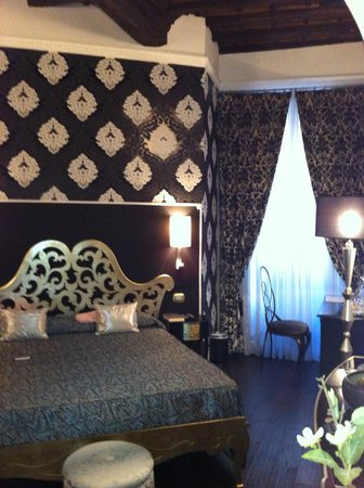 Locanda del Sole Luxury Suite Rome : Berger room