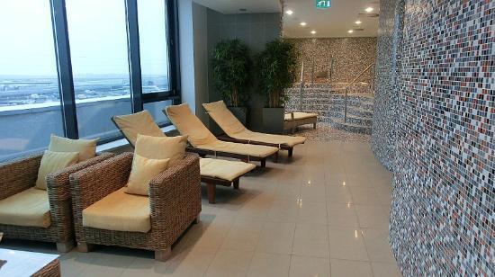 NH Bratislava Gate One: Wellness area