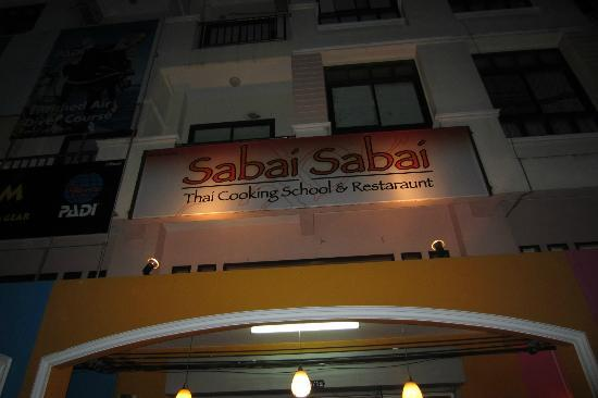 Sabai Sabai Thai Cooking School & Restaurant: logo