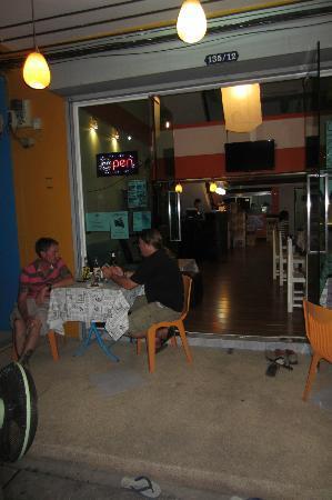 Sabai Sabai Thai Cooking School & Restaurant: income
