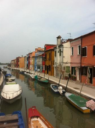 A Venice Emeralds: Burano Island