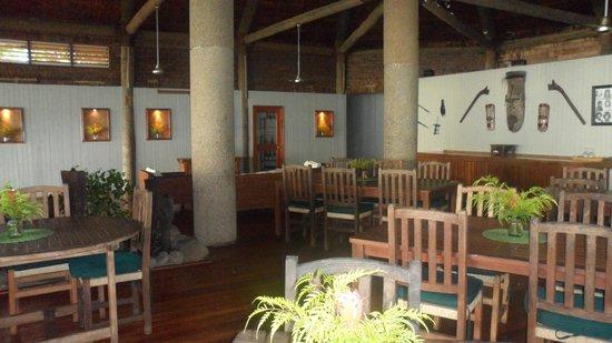 Lalati Resort & Spa : dining room