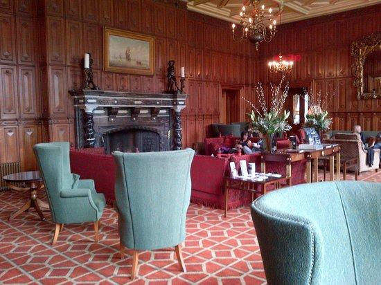 Hallmark Hotel The Welcombe: The lounge area