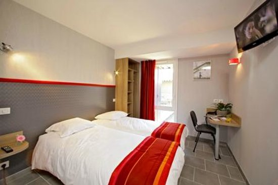 Hotel Albizia : Chambre twin