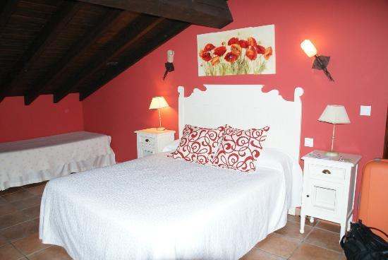 Posada Las Tres Mentiras: habitación suite