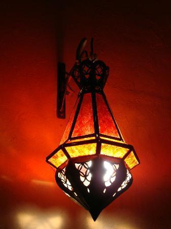 Kasbah Tizimi: autre lustre