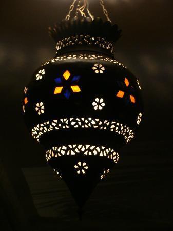 Kasbah Tizimi: jolie déco