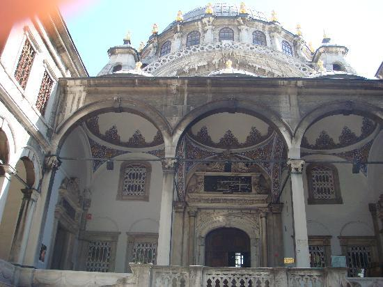 Antique House: Sultanahmet Mosque