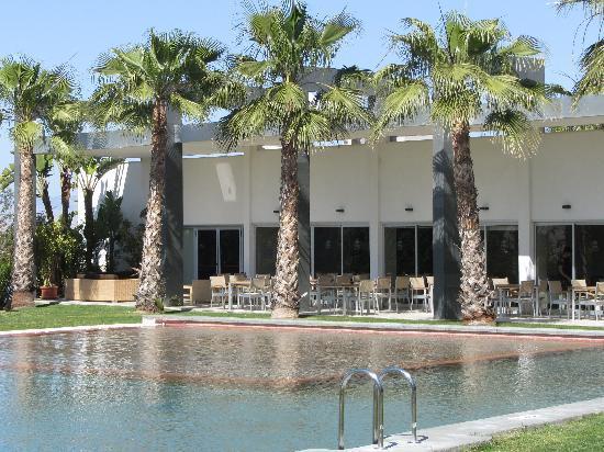 El Plantio Golf Resort: Terraza Cafetería