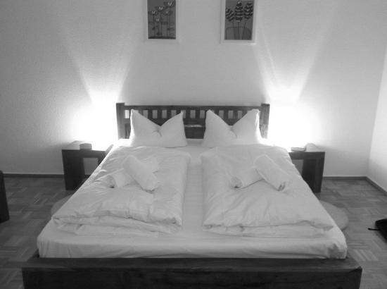 Pension Absolut Berlin : excellent quality of sleep