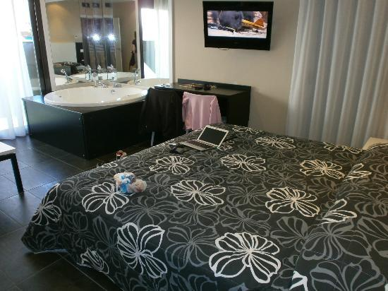 Hotel Acacias Suites & Spa: habitacion suite