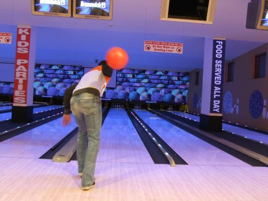 Arena Seven: Bowling World Arena7