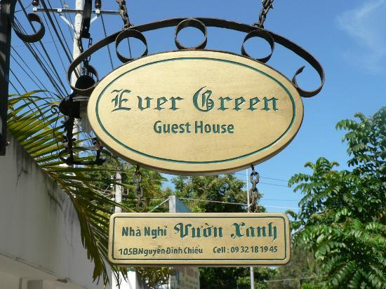 Ever Green Guesthouse: Evergreen Guest House Mui Ne