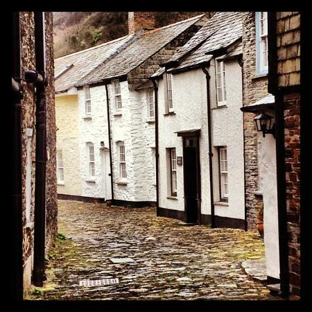 Lewis's Bed and Breakfast: Boscastle