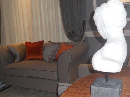 Rapallo Hotel: lobby