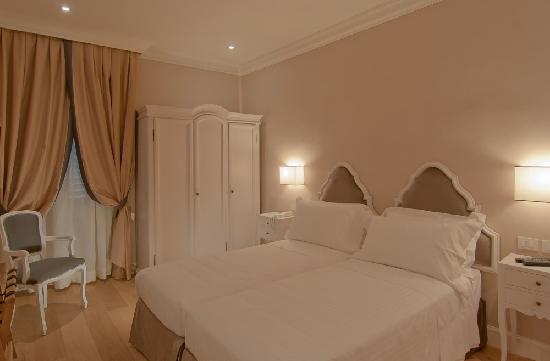 Rapallo Hotel: room standard