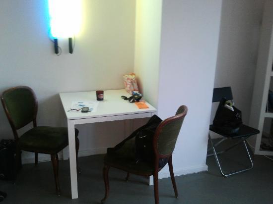 Ima Loft Apartment: Ess-Sitzplatz