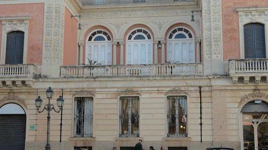 Hotel Vico Regio: hotel surroundings