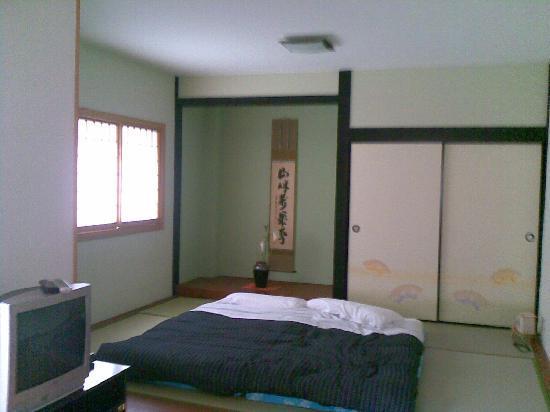 Tatami habitacion japonesa picture of hotel la luna - Habitacion tatami ...