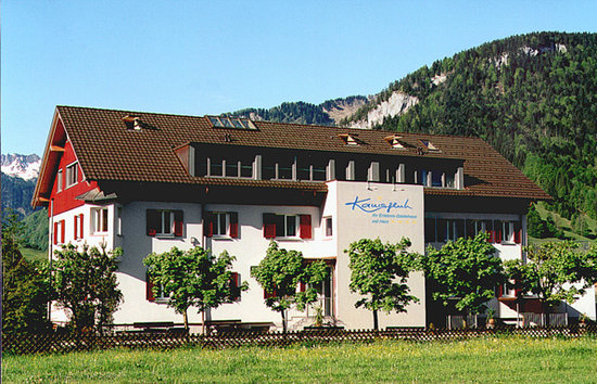 Erlebnisgastehaus Kanisfluh: Erlebnisgästehaus Kanisfluh