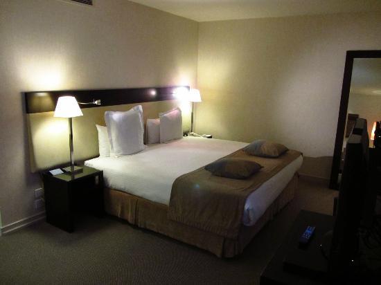 K West Hotel & Spa: Cama