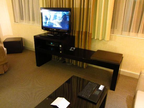 K West Hotel & Spa: Equipo multimedia