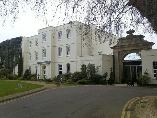 sopwell house facade picture of sopwell house st albans. Black Bedroom Furniture Sets. Home Design Ideas