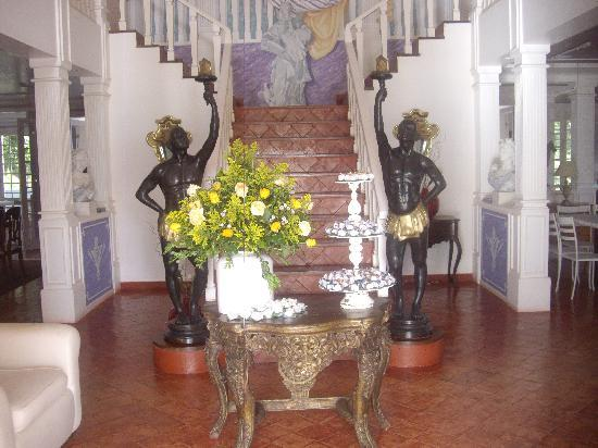 Casa Grande Sao Vicente: Entrada