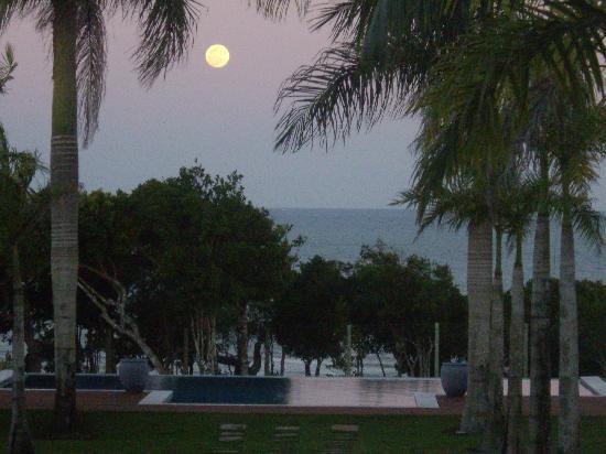Casa Grande Sao Vicente: Lua cheia