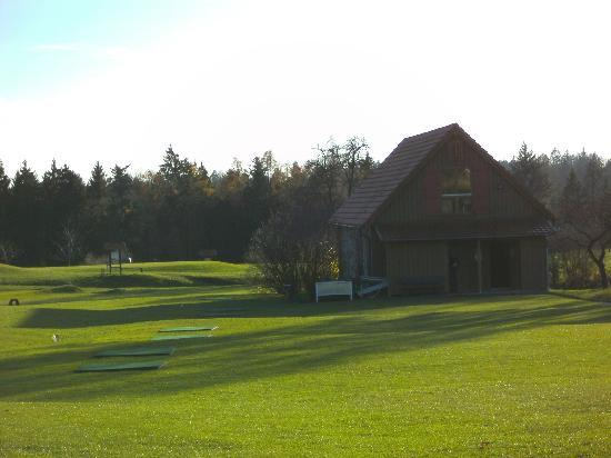 Golfclub Oberrot-Frankenberg: Abschlaghütte