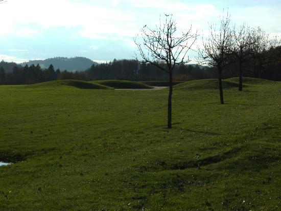 Golfclub Oberrot-Frankenberg: Bahn 1