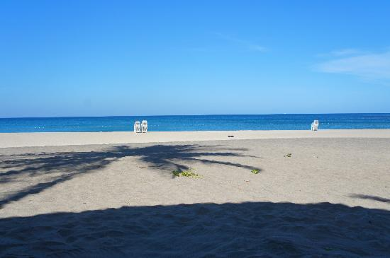 Montemar Beach Club: Picture perfect beach